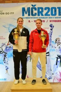 Mistrovství České republiky kup 2020 v taekwondu ITF