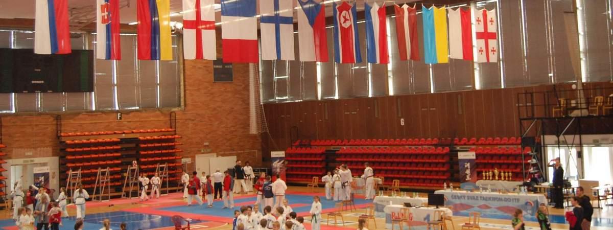 Škola Taekwon-Do ITF Frýdek-Místek