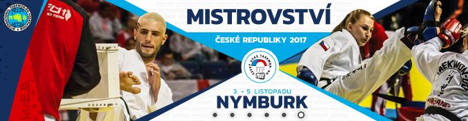 Mistrovství České republiky 2017 @ Nymburk   Středočeský kraj   Česko
