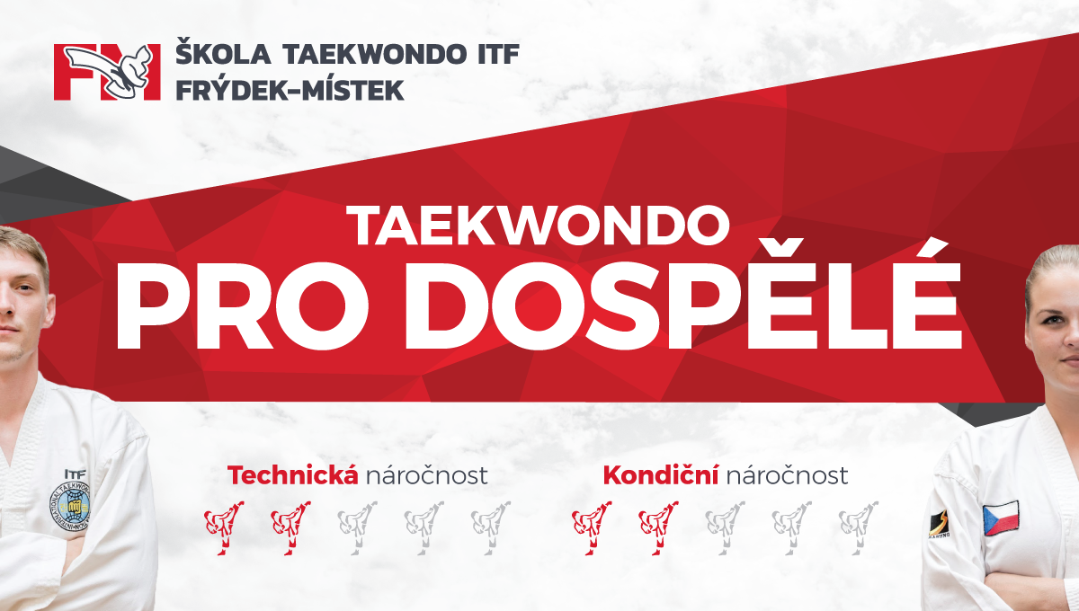 Taekwondo pro dospělé