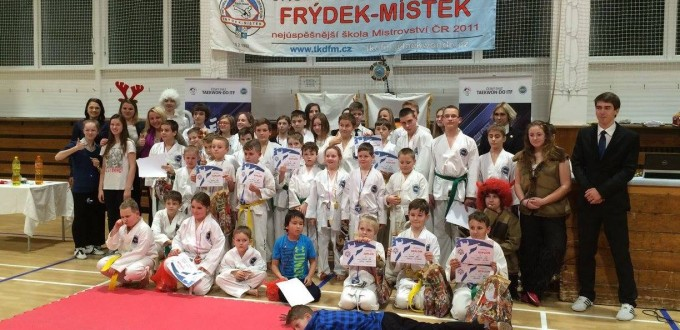 Vánoční soutěž - foto účastníků